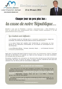 Tract politique nationale