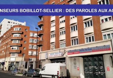 Des ascenseurs au sein des résidences Bobillot-Sellier : des paroles aux actes !
