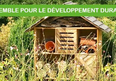 Ensemble pour le développement durable